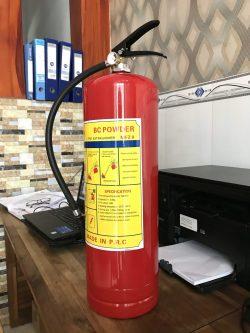 Bình Chữa Cháy Bột Bc 8kg Mfz8 Abv