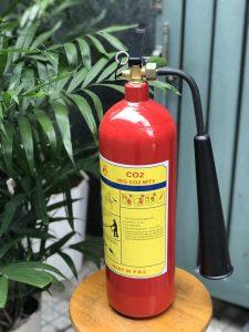 Bình Chữa Cháy Khí Co2 3kg Mt3 đã Qua Kiểm định