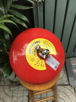 Bình Chữa Cháy Tự động 6kg Xzftb6 Có Tem Kiểm định