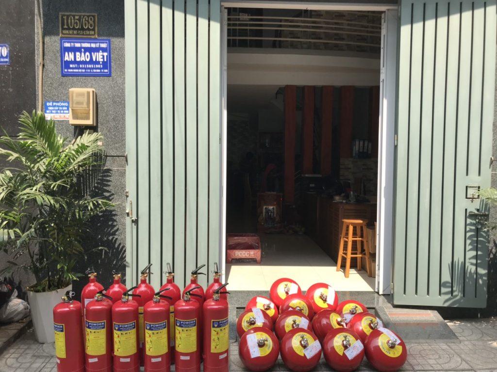 Cửa Hàng Công Ty Pccc An Bảo Việt