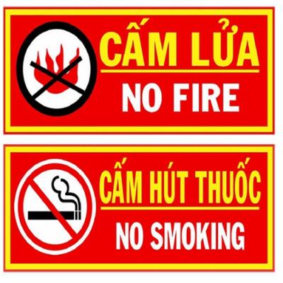 Bang Cam Lua Cam Thuoc