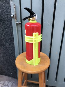 Bình Chữa Cháy Bột Abc 2kg Mfzl2 (mặt Sau)