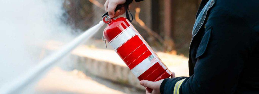 Sử dụng bình chữa cháy đúng cách vì sự an toàn của chính bạn