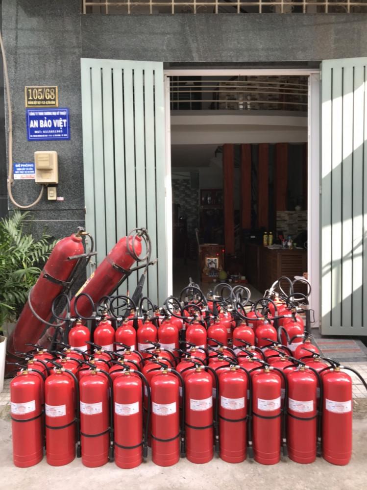 Dịch Vụ Nạp Sạc Bình Chữa Cháy Uy Tín đạt Chuẩn