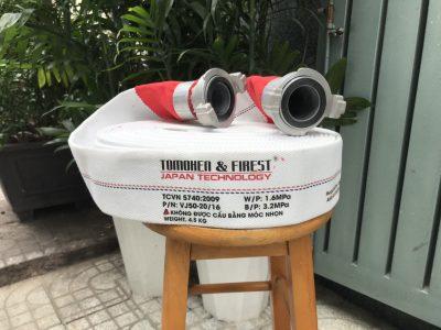 Vòi Chữa Cháy Tomoken D50 1.6mp 20m