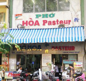 Tiệm Phở Hoà Pasteur