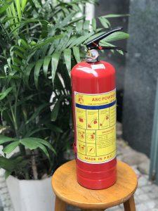 Bình Chữa Cháy Bột Abc 4kg Mfzl4 đã Qua Kiểm định