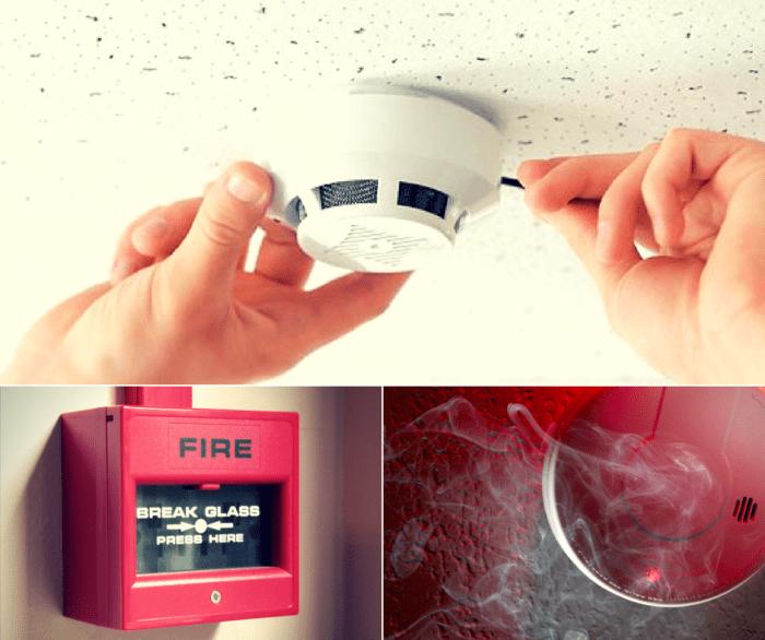 Kiểm Tra Thiết Bị Báo Cháy Tự động định Kỳ