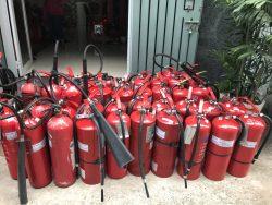 Nạp Bình Chữa Cháy Tại Công Ty An Bảo Việt (2)
