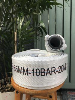 Vòi Chữa Cháy Tq Phi 65 10 Bar 20m