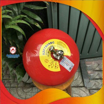 3. Bình Chữa Cháy Tự động 6kg Xzftb6 Có Tem Kiểm định